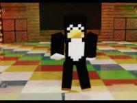 Michael Jackson Minecraft ;)