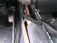 Przerobienie VW Golfa 4 dla niepełnosprawnych