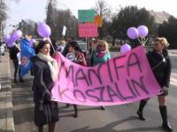 Manifa Głosem Kobiet Koszalin