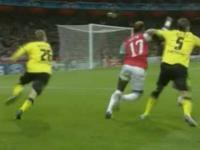 Najładnieszje bramki Arsenalu w sezonie