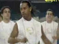 Ronaldinho - w wieku 12  i 28 lat