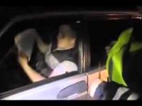 Ruska policja w akcji