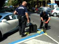 Bugatti Veyron i czeska policja