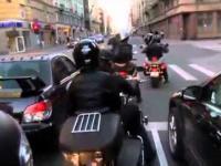 Zrób miejsce motocykliście - będziesz nagrodzony