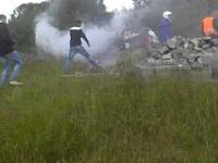 Wypadek na rajdzie Kaszub