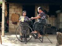 Czadowe wykorzystanie mechanizmów rowerowych