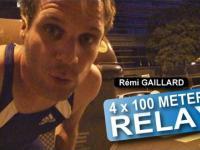 Rémi Gaillard - Sztafeta 4x100m
