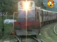 Kobieta potrącona przez pociąg!