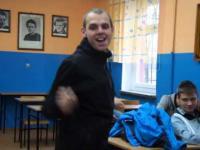 szkoła specjalna, taniec godowy ucznia