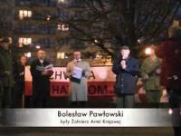 Przemówienie żołnierza AK