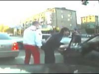 Road Rage Russia