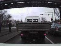 Oszukać przeznaczenie na drodze - Rosja