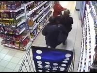 Kradzież w supermarkecie