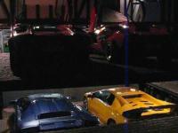 Ukryty parkin Lamborghini