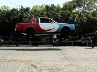 Samochód i skakanka
