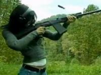 Kobiety to jednak nigdy nie nauczą się strzelać