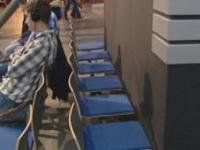Krzesła nie do siedzenia