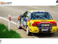 Klasyczne Subaru Legacy znowu na trasie.