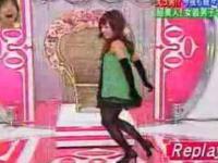Przebieranki w japońskiej telewizji