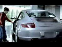 Kiedyś będę miał Porsche