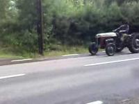 Traktor z piekła rodem!