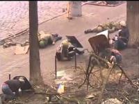 Ukraina: snajperzy strzelają jak do kaczek. MOCNY FILM 18+