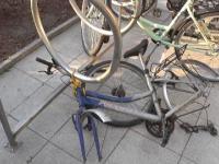 I zostaw tu człowieku rower na 5 minut...