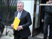Kwaśniewski o ministrze Janukowycza: czysty w kategoriach ukraińskich