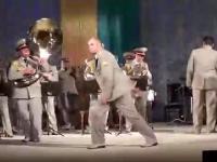 Ukraiński wojskowy orkiestra
