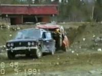 Norweskie Destruction Derby