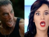 Jean Claude Van Damme vs Ewelina Lisowska - MEDIA EXPERT