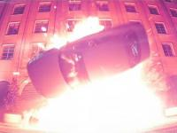 Niesamowite ujęcia podczas kręcenia  Furious 7