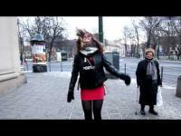 Krakowska wersja utworu Pharrell Williams'a - Happy