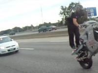 Najlepsze Policyjne Pościgi - Motocykle, Enduro, ATV