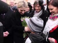 Magdalena Ogórek odpowiada młodemu fapaczowi - Byłam w Na dobre i na złe
