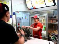 Zamawianie w KFC