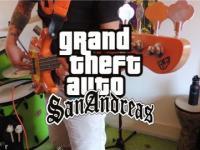 Cover motywu z GTA San Andreas