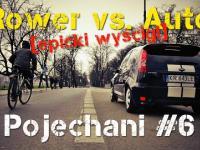 Samochód vs. Rower - WYŚCIG po Krakowie