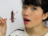 Kto zje robaka?