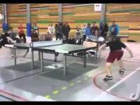 Ping pong głowami