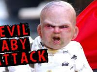 Devil Baby Attack Prank