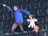 Najlepszy taniec na stadionie