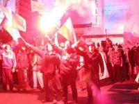 Prowokacje policji podczas marszu niepodległości - analiza filmików z internetu