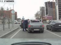 Rosyjski sposób na ulicznego cwaniaka