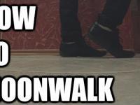 Jak poprawinie wykonać Moonwalk