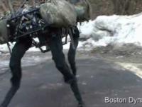 Alphadog - nowe uzbrojenie amerykańskich żołnierzy