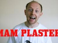 MamPlaster - parodia AdBaster