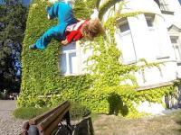 10-letni freerunner Rudi