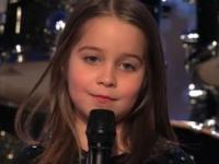 Metalowa Dziewczynka w brytyjskim Mam Talent! [napisy PL]