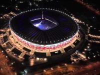 Stadion Narodowy-Widok z lotu ptaka